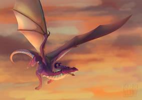 Dragon by Kelshray