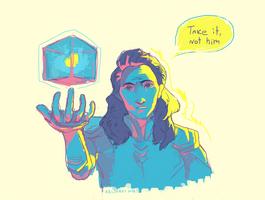 Loki by Kelshray