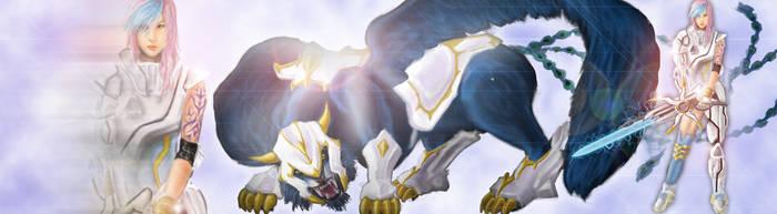 FFXIII - Lightning Returns by Jeronimight