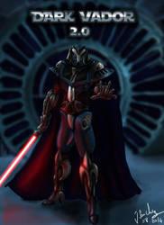 Dark vador 2.0 by Jeronimight