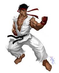 Ryu by Jeronimight