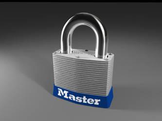 Master Lock by ortzinator