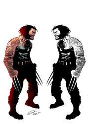 Wolverine by rafaelalbuquerqueart