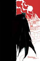 Batman v2 by rafaelalbuquerqueart