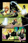 Blue Beetle 11 - pg 1 by rafaelalbuquerqueart