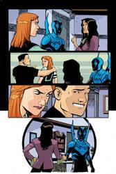 Blue Beetle 12 - pg 03 by rafaelalbuquerqueart