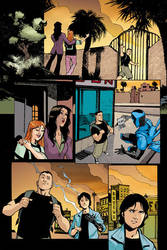 Blue Beetle 12 - pg 04 by rafaelalbuquerqueart
