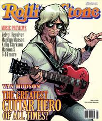 Rolling Stone by rafaelalbuquerqueart