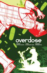 Overdose Cover by rafaelalbuquerqueart