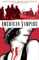 American Vampire 01 Cover by rafaelalbuquerqueart