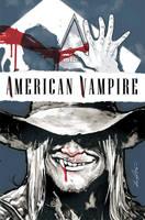 American Vampire 02 Cover by rafaelalbuquerqueart