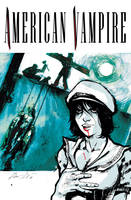 American Vampire 07 Cover by rafaelalbuquerqueart