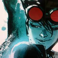 Catwoman_ Teaser by rafaelalbuquerqueart