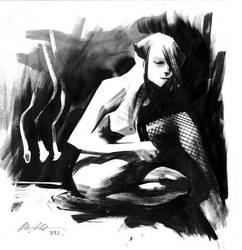 Nude. by rafaelalbuquerqueart