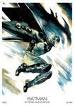 Batman Print by rafaelalbuquerqueart