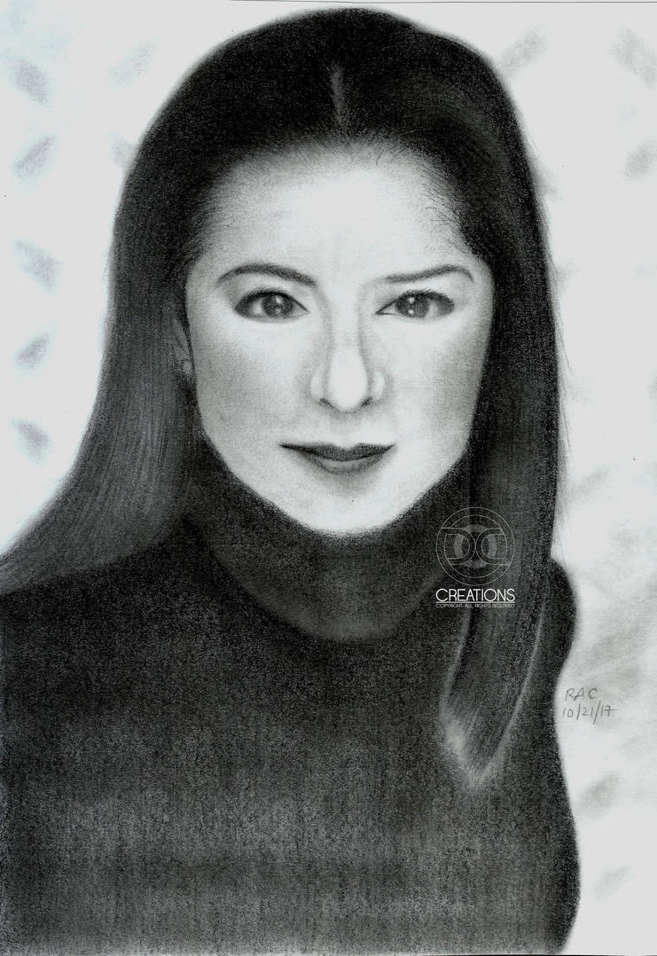 My portrait for Antoinette Taus in DeviantArt