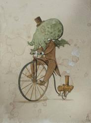Cthulhu Steampunk 1 by Elaume