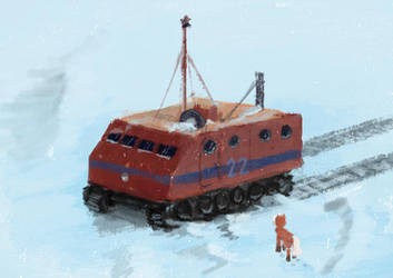 Polar expedition by Ony01