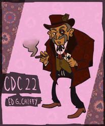 CDC 22 Jan 2019 - Ed G. Chuffy by MooseGutstheThird