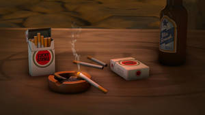 Cigarette Pack for SFM/Gmod by Unconid