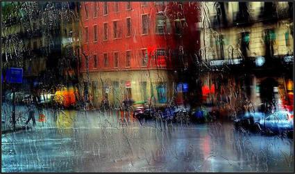 Rain by GhostlyGoblin