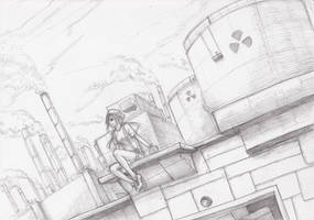 Industrial Break Time by Syndicth