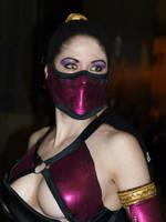 Cosplay Mileena  Alternate Costume by AsherWarr