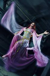 Aleera cosplay from Van Helsing by AsherWarr