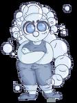 Bubbbb by Bubblybluejellyfish