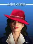 Agent Carter by c-a-y