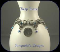 Deep Wave bracelet by ringnebula
