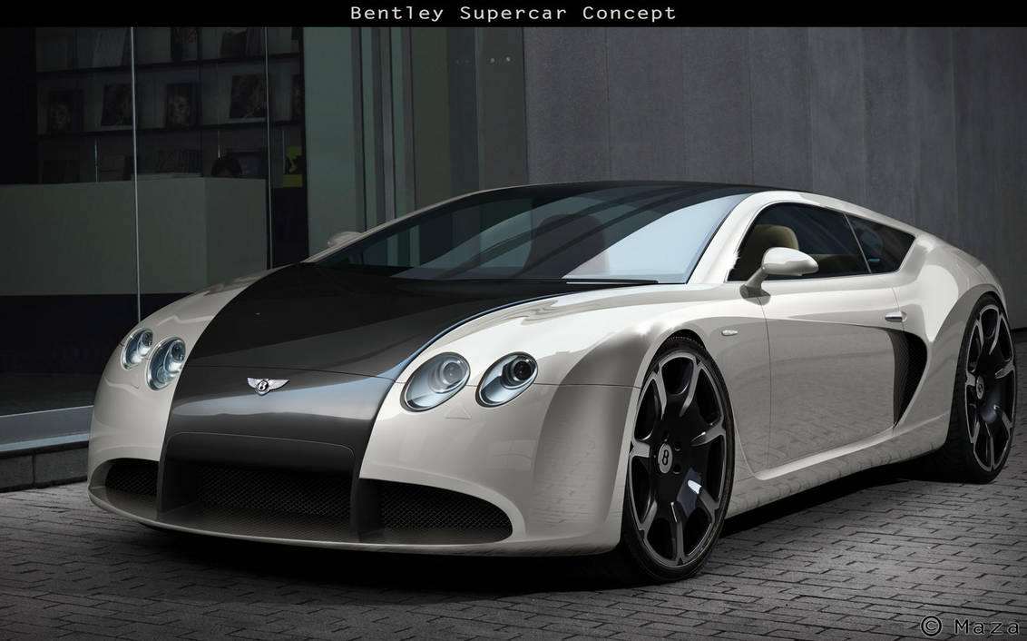Bentley Supercar Concept