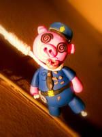 bad cop by maryazzfire
