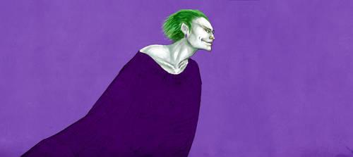 Eastern Joker by Edenknight