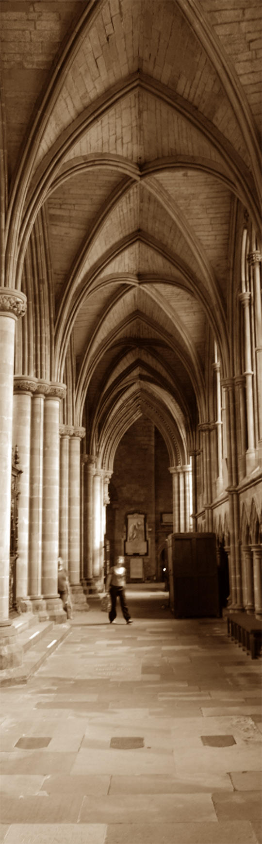 Cathedral by graemeskinner