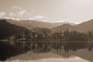 Ullswater by graemeskinner