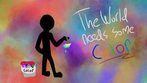 Colors are Joyous! by Danbrofist