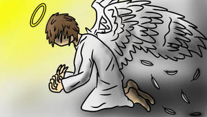 The Angel by Danbrofist