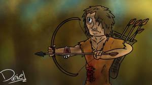 The Archer by Danbrofist