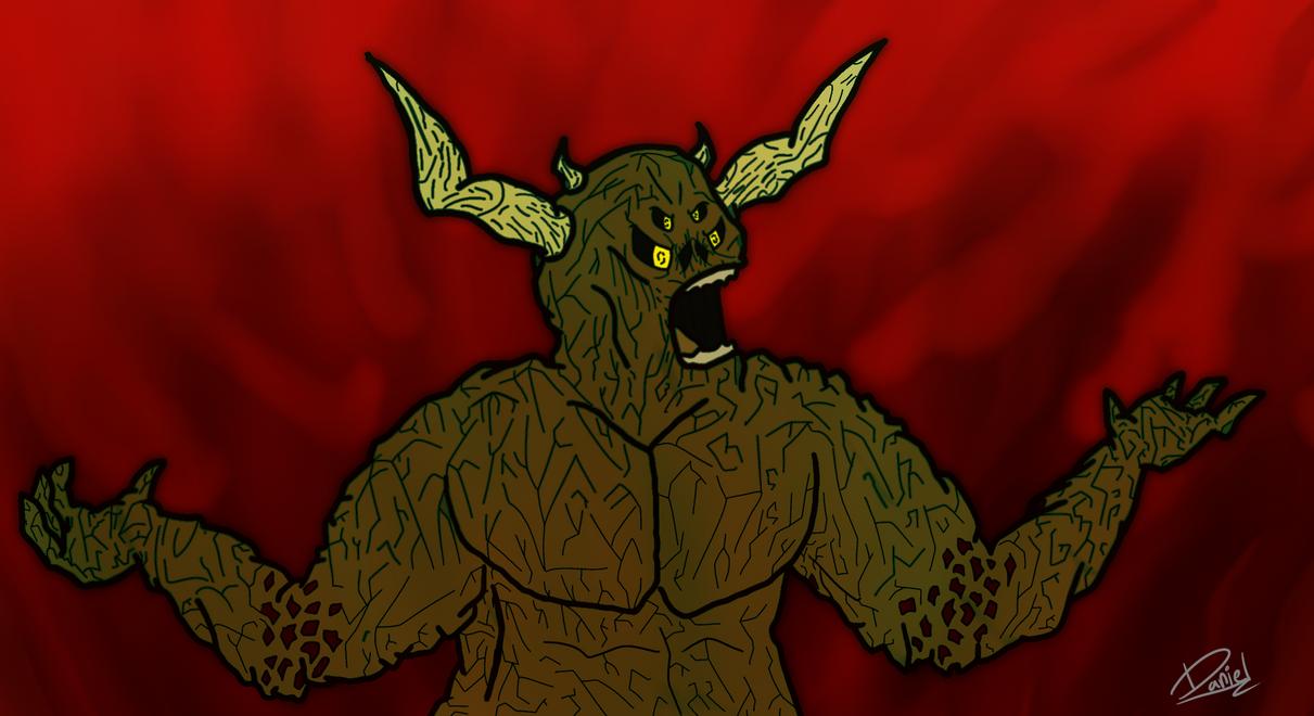 Let the Beast Roar by Danbrofist