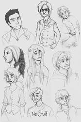 Pretty Rad People (Gift) by WillowLightfoot