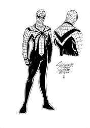 UK Spider-Man by Boo by Deviant-Man