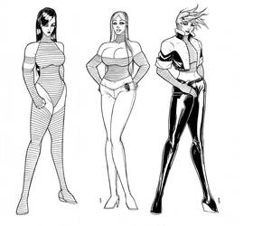 UK X-Force by Deviant-Man