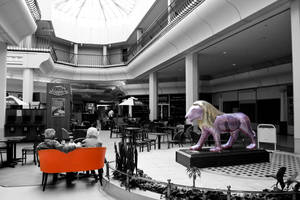 The Lion And The Sofa With The People On It by Nisfornarwhal