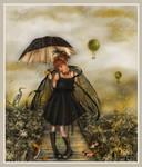 A Rainy Day Symphony by DWilsonArtCreations