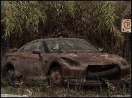 Dude, where's my car? by jonsibal