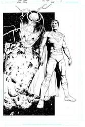Action Comics 858 page 3 by jonsibal