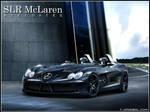 SLR McLaren SPEEDSTER by jonsibal