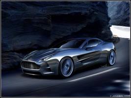 Aston Martin ONE-77 by jonsibal
