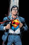 Superman: Secret Origin by jonsibal